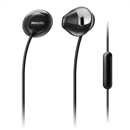 Philips Flite Hyprlite earbuds with mic black